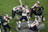 Brady buscó un milagro con dos minutos y fracción en el reloj / Getty Images