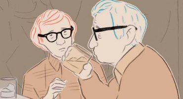 Ironías de la vida: Homenajean a Woody Allen en la gala más feminista de los premios Goya
