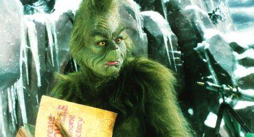 El maquillista de The Grinch fue a terapia después de trabajar con Jim Carrey 