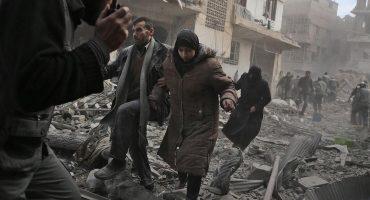 Porque las palabras no son suficientes: los eventos de Siria en imágenes