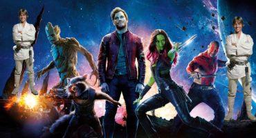 ¿Gracias, internet? Mark Hamill podría salir en 'Guardians of the Galaxy Vol.3'... tal vez