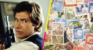 ¡Jolines!  España sacará timbres postales de Han Solo, tío 🇪🇸