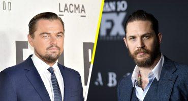 WTF?! Tom Hardy se tatuó el nombre de Leonardo DiCaprio