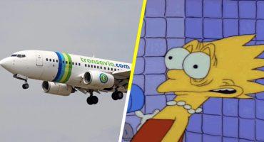 ¡No seas así! Un avión aterrizó de emergencia porque un hombre no dejaba de tirarse gases. EEWWW!