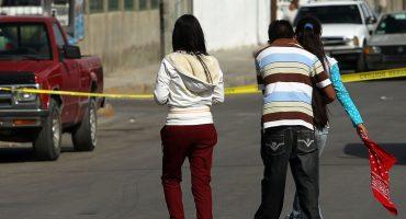 Cada 18 minutos muere un mexicano por homicidio: ONC