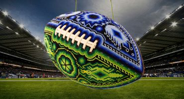 Llegan Intervenciones Indígenas en balones de football al Museo Indígena de la CDI
