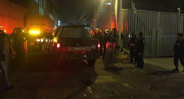 ¡Paren las prensas! Se incendian instalaciones del periódico Reforma