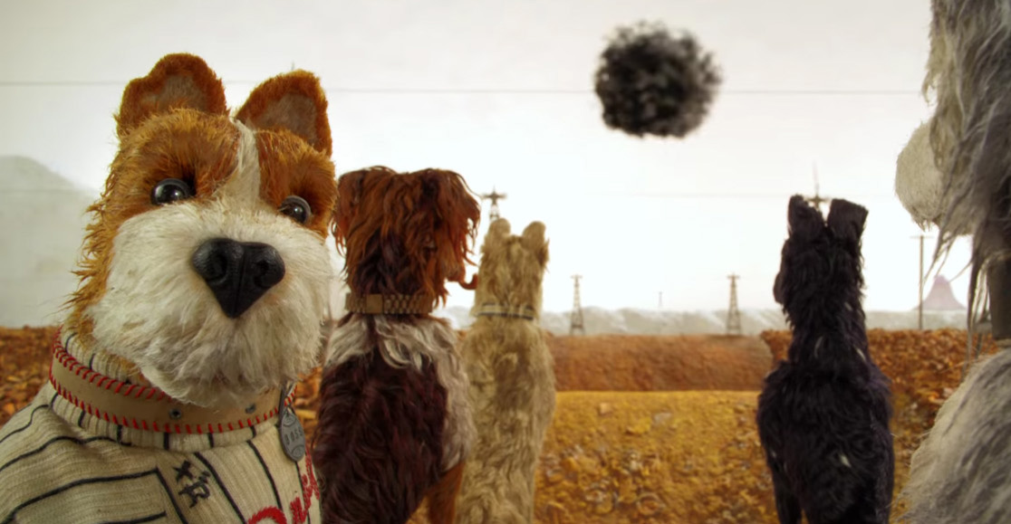 Wes Anderson reveló quién forma parte del soundtrack de 'Isle of Dogs'