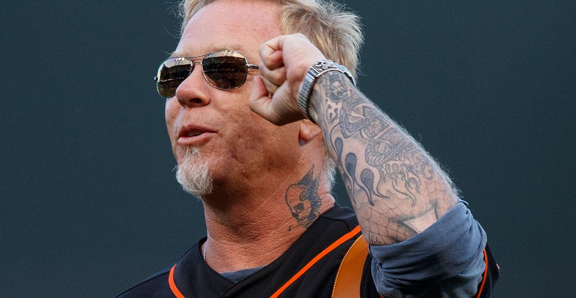 De Metallica a actuando por un sueño: James Hetfield saldrá en biopic de asesino serial