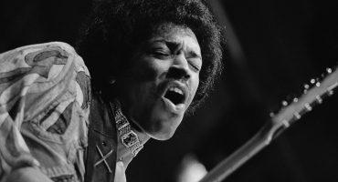Escucha una de las últimas canciones que Jimi Hendrix grabó con su Experience