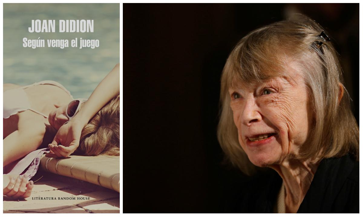 segun venga el juego de Joan Didion