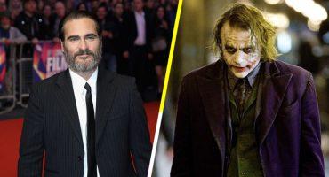 Joaquin Phoenix podría ser The Joker en la película de Todd Phillips