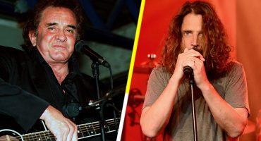 Escucha la colaboración póstuma de Chris Cornell con Johnny Cash