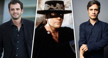 """¡Jonás Cuarón lanzará una nueva versión de """"El Zorro"""" protagonizada por Gael García!"""