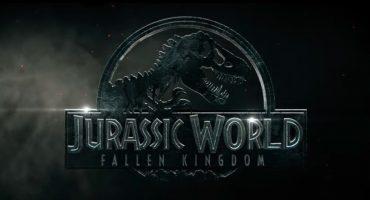 ¡Ya hay trailer para 'Jurassic World: Fallen Kindom'!