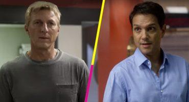Daniel LaRusso y Johnny Lawrence se reencuentran en el nuevo teaser de Cobra-Kai