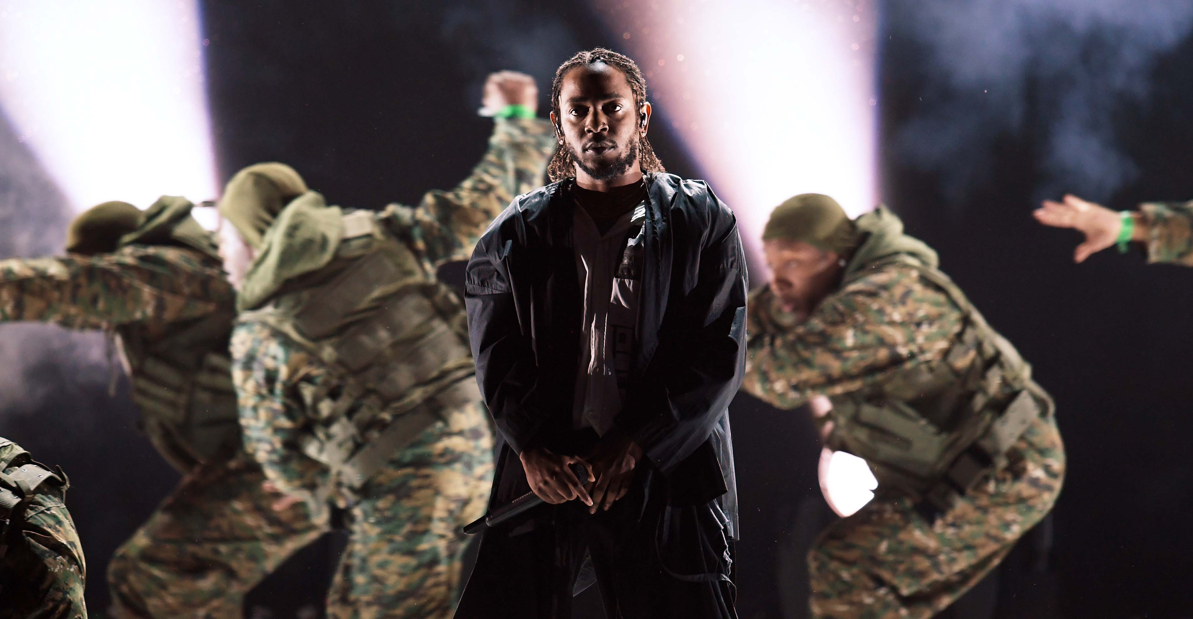 Kendrick Lamar compró boletos para que niños vean 'Black Panther'