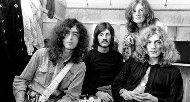 Led Zeppelin celebra 50 años desde su formación con libro ilustrado