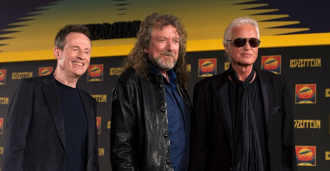 """Led Zeppelin anuncia sencillo en vinilo de 7"""" y rarezas para el Record Store Day"""