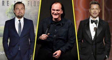 OMG!! Brad Pitt y Leonardo DiCaprio estarán en la nueva película de Quentin Tarantino