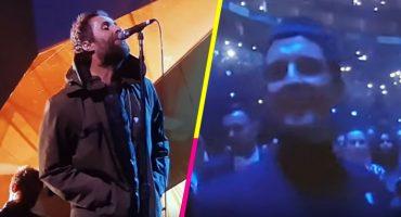 ¡Que empiece la polémica! ¿Es Noel Gallagher el que se burla de Liam en los BRIT Awards 2018?