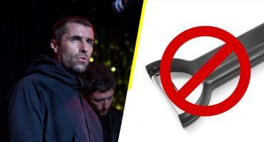 Prohiben los pelapapas en un festival de música gracias a Liam Gallagher
