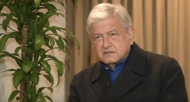 Dice AMLO que tiene informante del Cisen, le advirtió que habrá campaña negra