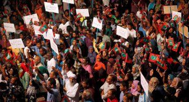 Crisis política en el 'paraíso': Las Maldivas en Estado de Emergencia