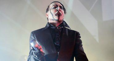 ¡¿QUÉSTÁPASANDOOOO?! Marilyn Manson termina concierto tras sufrir