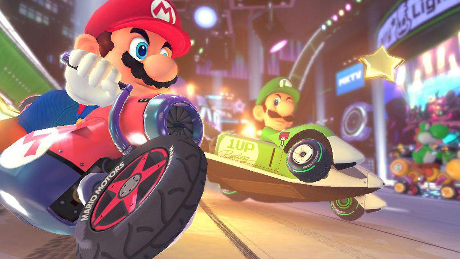 SAY WHAAAT??!! ¡Mario Kart llegará a los smartphones muy pronto!