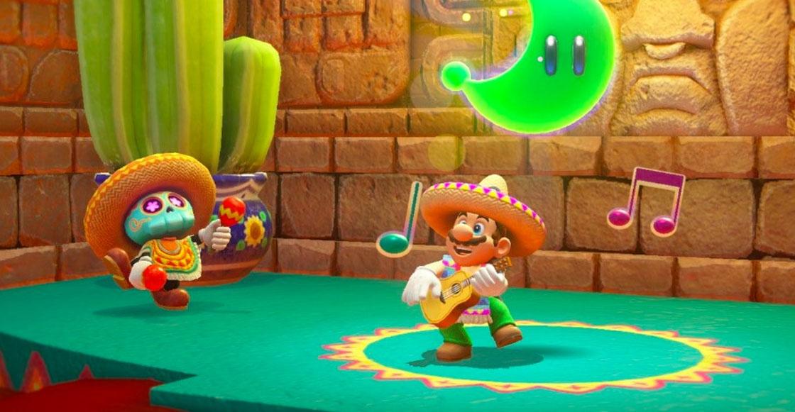 Super Mariachi Bros: Escucha el tema de 'Super Mario' en versión mariachi