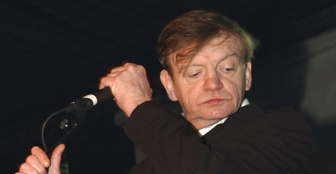 Revelan causa de muerte de Mark E. Smith, vocalista de The Fall