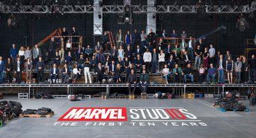 ¡Excelsior para todos! Marvel Studios celebra su 10º aniversario con una épica reunión