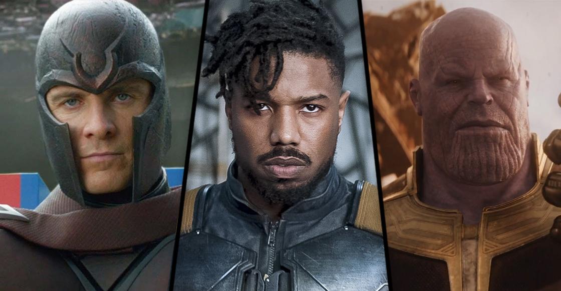 Del más aww al más argh: Los 10 mejores villanos en películas de Marvel
