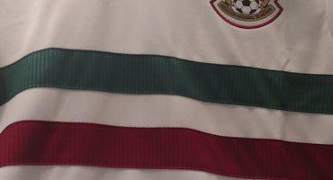 Este será el segundo uniforme de México para el Mundial de Rusia 2018