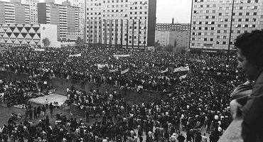 Cultura UNAM te invita a conmemorar el 50 aniversario del Movimiento Estudiantil del 68 ¡Checa la convocatoria!