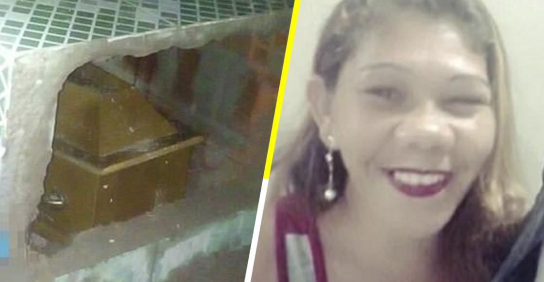 Whaaat? Enterraron a una mujer viva en Brasil por error 😰