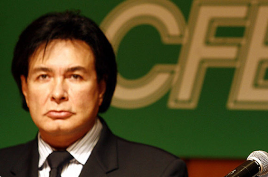 Néstor Moreno Díaz, exfuncionario de la CFE