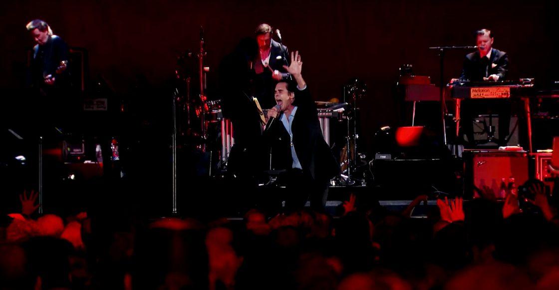 Mira el primer tráiler de la película-concierto de Nick Cave & The Bad Seeds