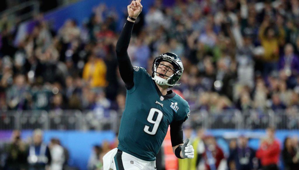 Nick Foles Super Bowl Philadelphia