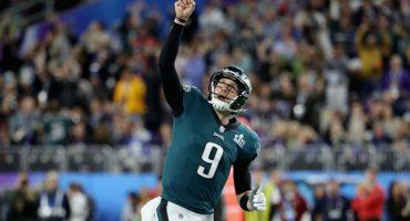 Nick Foles ganará 88 millones de dólares con los Jaguares de Jacksonville