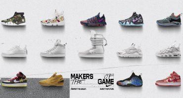 Galería: los sneakers edición especial de Nike para el NBA All-Star 2018
