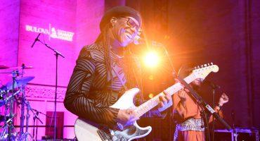 La leyenda del funk, Nile Rodgers, llega a México junto a su banda Chic
