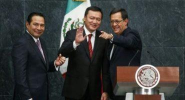 salida de secretario de gabinete EPN