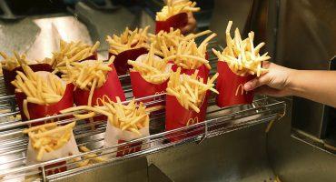 Say what? Las papas fritas de McDonald's podrían curar la calvicie