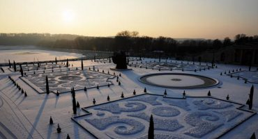 En 30 años no se había visto tanta nieve en Francia... ¡Aquí las mejores fotografías!