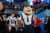 Los Pats listo para saltar al emparrillado del U.S. Bank Stadium / Getty Images