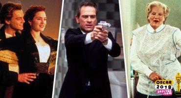 22 películas domingueras que ganaron un Oscar