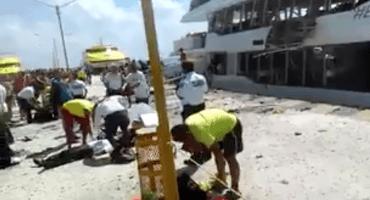 Canadá también emite alerta, pide evitar embarcaciones turísticas en Playa del Carmen