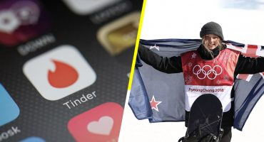 Tinder y PornHub, los medios para quitar el frío en los Juegos Olímpicos de Invierno 2018
